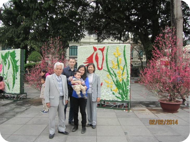 My family. ♡