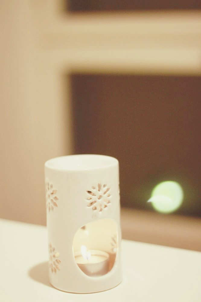 fragrance oil warmer ~