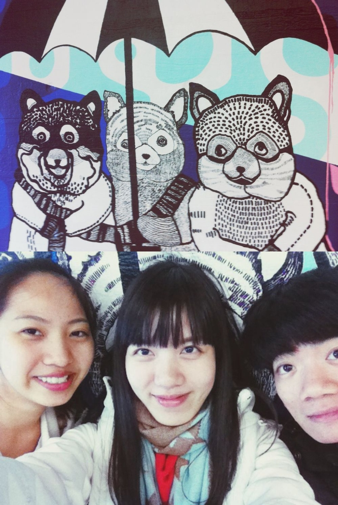 three bears :3